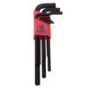 Metric Chamfered Hex Key Set
