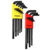 Imperial and Metric Double Ballend Hex Key Set