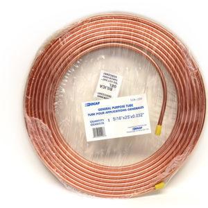 Copper Tubing 5/16×25