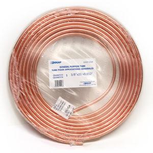 Copper Tubing 3/8×25