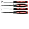 Mayhew 4PC Mini Hook & Pick Set