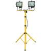 2x500 Watt Halogen Work Light