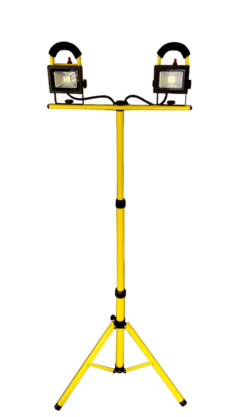 Lampe de Travail LED 2x10W Lumen 1600