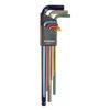 Metric Ballend Colorguard Hex Key Set